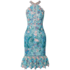 Embroidered lace dress  Marchesa - Vestidos -
