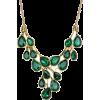 Emerald Green Necklace - Collane -