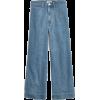 Emmett Wide-Leg Crop Jeans in Langston W - Jeans - $110.00  ~ 94.48€