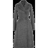 Empire Long Coat by Martin Grant - Kurtka -