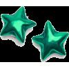 Zelene zvijezde - Predmeti -
