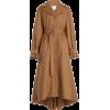 Erdem Vernon A-Line Wool-Blend Coat - Jacket - coats -