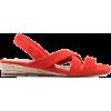 Espadrille Sandals - Sandały -