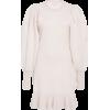 Espen Merino Wool Sweater Dress in Neutr - Dresses -