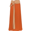 Esteban Cortazar draped skirt - Skirts -