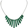 EternalCollection Green Malachite Neckla - Collane - £55.00  ~ 62.16€