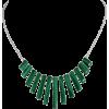 EternalCollection Green Malachite Neckla - 项链 - £55.00  ~ ¥484.89