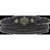 Etro Embellished Leather Waist Belt - 腰带 -