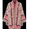Etro Printed Poncho - Jacket - coats -