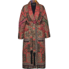 Etro Printed Silk Quilted Coat - Kurtka -