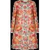 Etro Rosemont Jacquard Floral Coat - Jakne i kaputi -