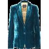 Etro Velvet blazer - Suits -