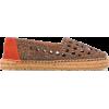 Etro crochet espadrilles - Flats -