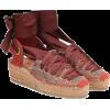 Etro paisley espadrilles - Sandals -