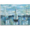 Evening on the Bay Oil Painting - Uncategorized - $46.00