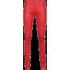 Leather Pants - Pantaloni - 598.00€