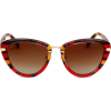 Express Prive RevauxTheMonet sunglasses - Темные очки -