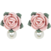 Eye Candy Los Angeles Parade of Roses Im - Earrings -