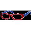 Eyeglasses Tommy Hilfiger T_hilfiger 1145 0H9W Trred / Blue - Eyeglasses - $76.98