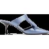 FABRIZIO VITI  Gabor bow-embellished sat - Klasyczne buty -
