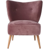 FARMERS velvet chair - Uncategorized -