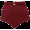 FELLA burgundy bikini bottom - Kupaći kostimi -