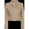 FENDI Cropped denim jacket - Jacket - coats -