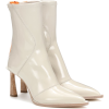 FENDI FFrame neoprene ankle boots - Boots -