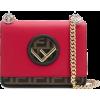 FENDI Kan I F shoulder bag - Borse con fibbia -