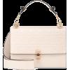 FENDI Kan I Medium leather shoulder bag - Hand bag -