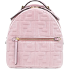 FENDI Mini backpack with FF print - Backpacks -
