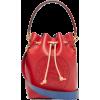 FENDI Mon Tresor FF leather bucket cross - Messenger bags - £1.33