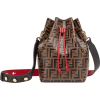 FENDI Mon Tresor bucket bag - Messenger bags -