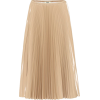 FENDI Pleated nylon midi skirt - Gonne -