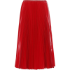 FENDI Pleated nylon midi skirt - Röcke -