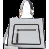 FENDI Runaway Small leather shoulder bag - 手提包 -