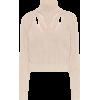 FENDI Wool and cashmere turtleneck sweat - Jerseys -