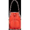 FENDI mini Mon Tresor bucket bag - Messaggero borse -