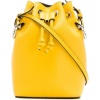 FENDI small Mon Tresor bucket bag - Почтовая cумки -