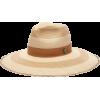 FILÙ HATS  Fuji Desert hemp-straw hat €4 - Kapelusze -