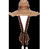FILU grosgrain straw hat - Cappelli -