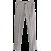 FLAT POCKET PLAID BUSINESS STYLE PANTS - Jeans - $26.97  ~ 23.16€