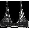 FLEUR DU MAL Gardenia cutout silk-blend - Biancheria intima -