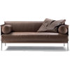 FLEXFORM brown sofa - Arredamento -