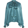 FOR RESTLESS SLEEPERS satin shirt - Shirts -