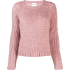 FORTE FORTE Phard knit jumper - Pullovers -