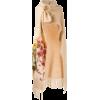 FORTE FORTE wrap-style fringed cape - Jacket - coats -