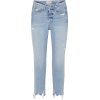FRAME Le Original distressed high-rise j - Jeans -
