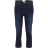 FRAME Pedal high-rise skinny jeans - Jeans -
