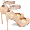 FRANCESCO RUSSO  Ballet grosgrain ribbon - Classic shoes & Pumps -
